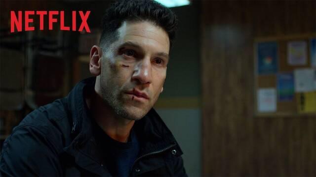 The Punisher despliega sus armas en el tráiler de la segunda temporada