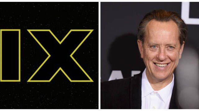 Richard E. Grant en Star Wars: 'Si digo cuál es mi personaje, me despiden'