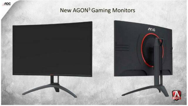 AOC anuncia sus nuevos monitores 1440p con 144Hz o 165 Hz