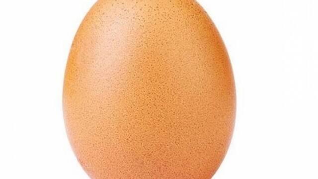 La foto de un huevo rompe el récord de 'me gustas' de Instagram