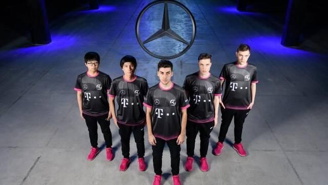 Mercedes-Benz y el F.C. Colonia se convierten en accionistas de SK Gaming