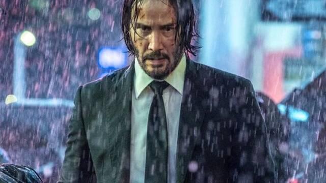 'John Wick 3' presenta el primer póster oficial de la película
