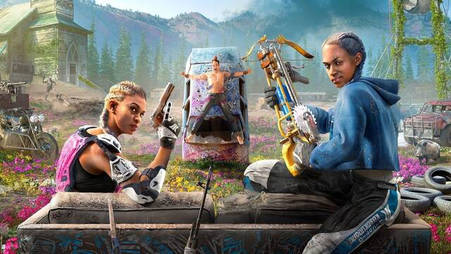 Far Cry New Dawn: Requisitos mínimos, recomendados y 4K