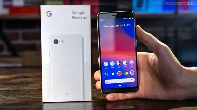 Primer vídeo del Google Pixel 3 Lite en movimiento