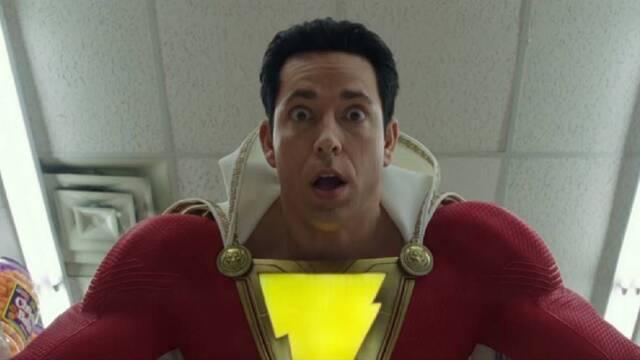 El director de 'Shazam!' indica que la película tendrá una versión 3D