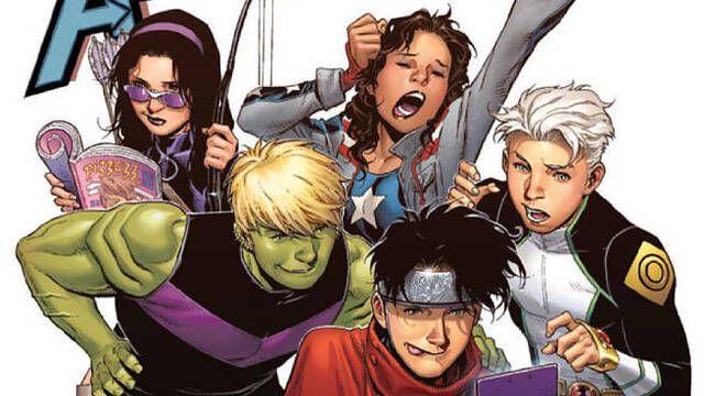 Marvel podría estar trabajando en una película de 'Young Avengers'