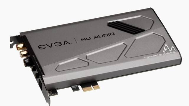 NU Audio, la tarjeta de sonido para jugar de EVGA
