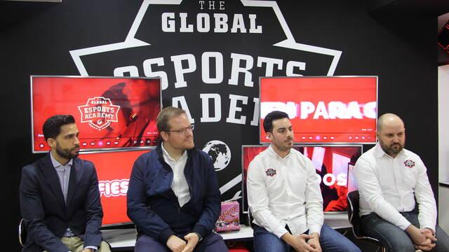 The Global Esports Academy dará 20 becas de formación en esports gracias a FIESTA