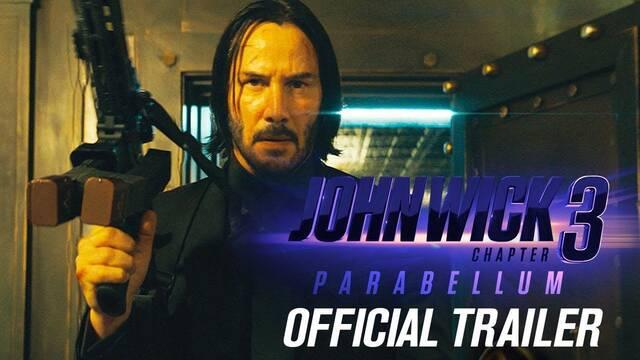 'John Wick 3' presenta su primer tráiler con Halle Berry y Keanu Reeves