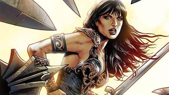 'Xena: La Princesa Guerrera' regresa con una nueva serie de cómics