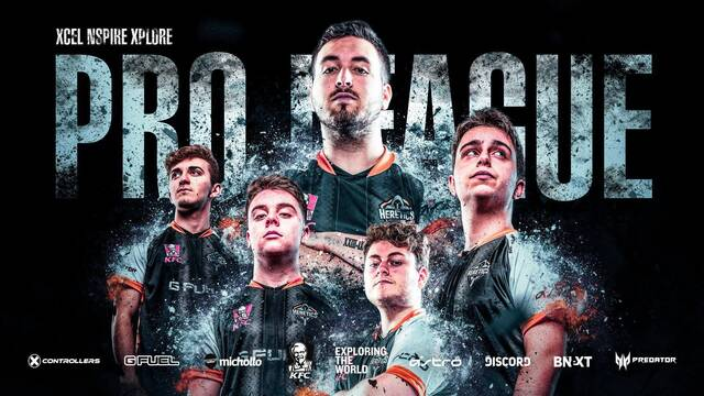 Team Heretics hace historia y se clasifica para la CWL Pro League de Call of Duty