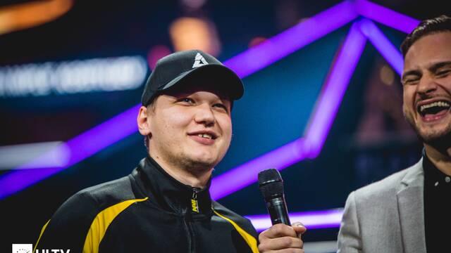 S1mple, mejor jugador del mundo de CS:GO en 2018