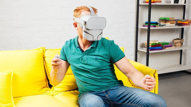 Podrás saber a qué huele Skyrim gracias a un dispositivo de realidad virtual