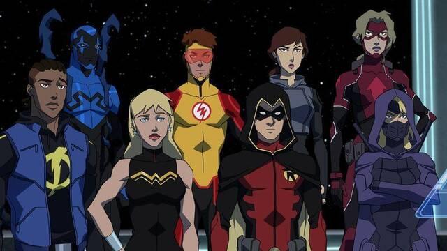 'Young Justice: Outsiders' es la serie con mayor demanda