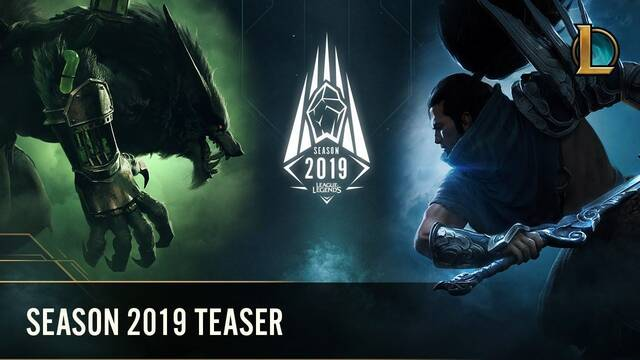 League of Legends sigue repartiendo hype con el avance de la temporada 2019