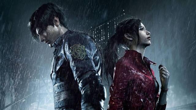 Comparativas gráficas de Resident Evil 2 Remake en PS4 Pro y Xbox One X