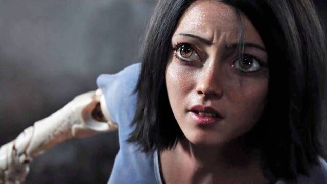 'Alita: Battle Angel' recibe clasificación PG-13
