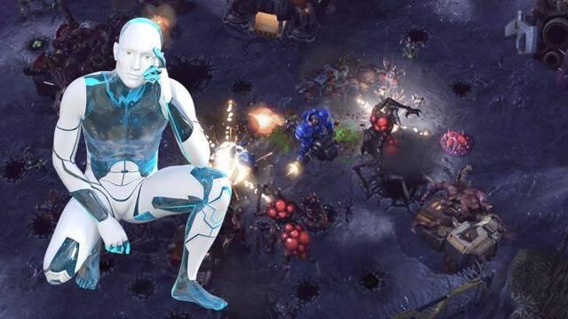 Blizzard mostrará el jueves el progreso de DeepMind, la IA que juega a Starcraft II