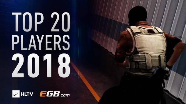 Las mejores jugadas de los 20 mejores jugadores del mundo de CS:GO