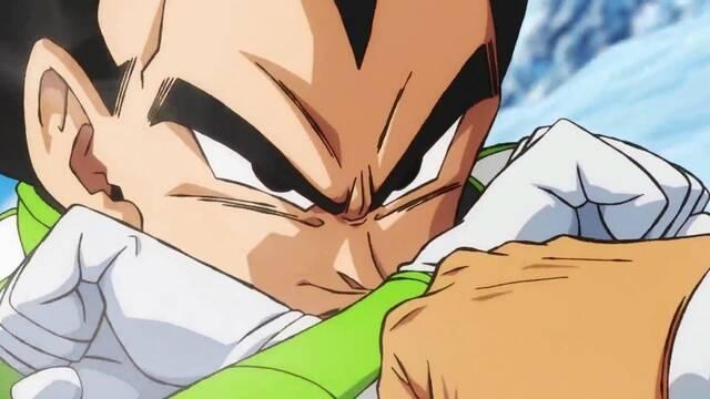 Llega el primer tráiler en castellano de 'Dragon Ball Super: Broly'