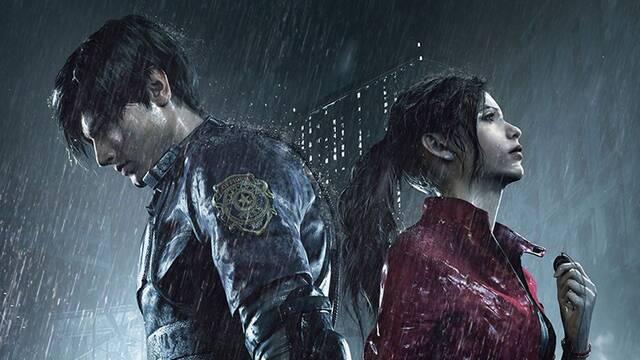 Así se ve Resident Evil 2 Remake con la cámara fija del original