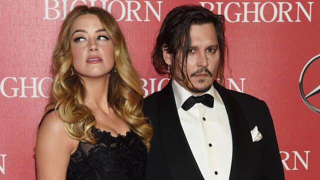 Johnny Depp tendría pruebas de que no maltrató a Amber Heard
