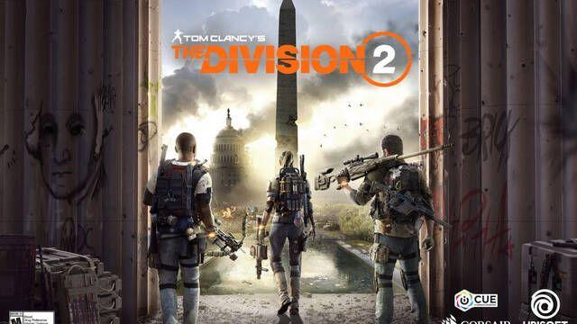 Corsair y Ubisoft se alían para 'iluminar' The Division 2