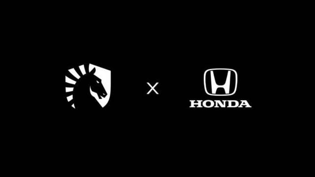 Team Liquid y Honda unen sus fuerzas