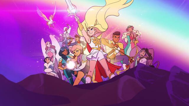 'She-Ra y las Princesas del Poder' regresa el 26 de abril