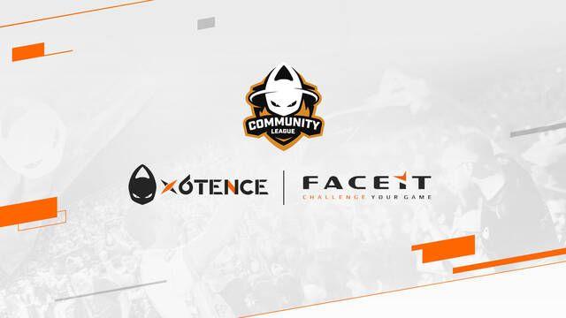 x6tence se convierte en socio oficial de FACEIT