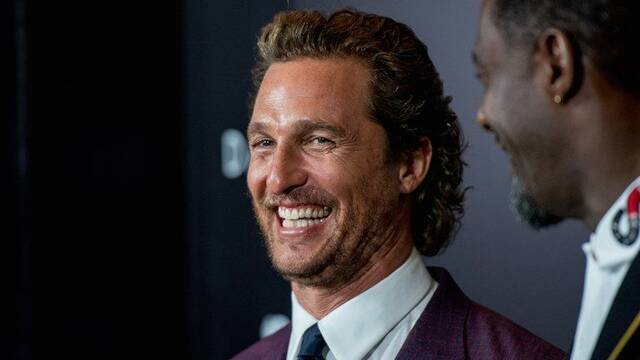 Matthew McConaughey robó tangas del set de 'Magic Mike'