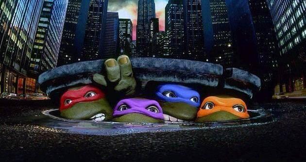Los años 90: De las sombras a la fama: el boom de las Tortugas Ninja