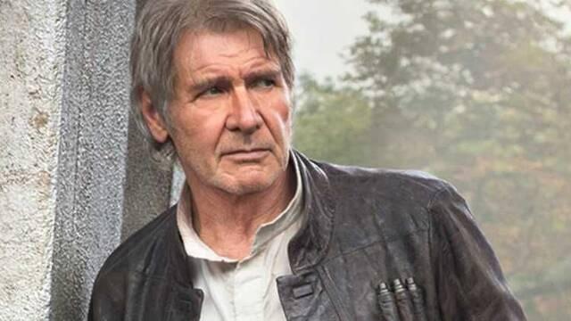 Han Solo iba a aparecer de forma muy diferente en El Despertar de la Fuerza