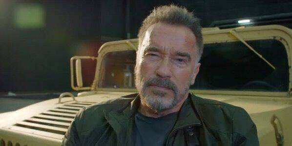 Terminator 6: Revelado el aspecto de Arnold Schwarzenegger