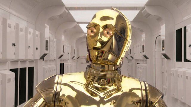 Anthony Daniels, C3PO, confirma que está en el rodaje del 'Episodio IX'