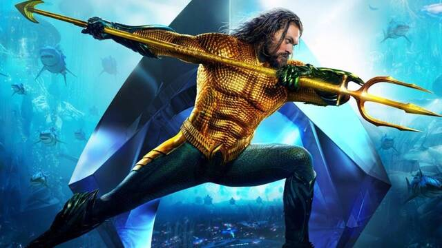 Comienza la preproducción 'Aquaman 2'
