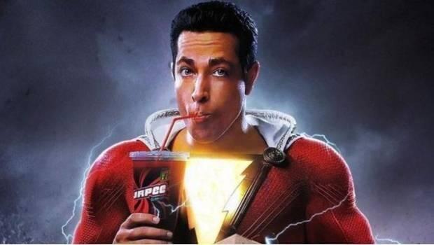 'Shazam!' podría recibir un nuevo tráiler este mes