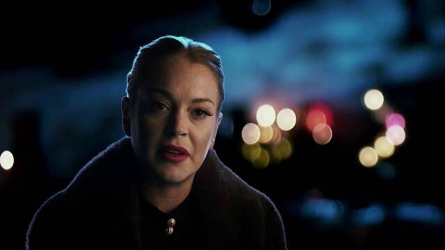 Lindsay Lohan se une a la guerra entre hombres lobo