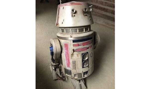 Jon Favreau confirma la presencia de este icónico droide en The Mandalorian