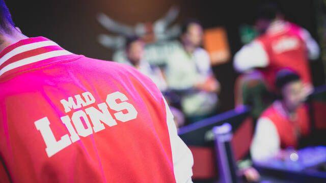 MAD Lions estará en Roquetas Gaming Show, el festival de esports y videojuegos