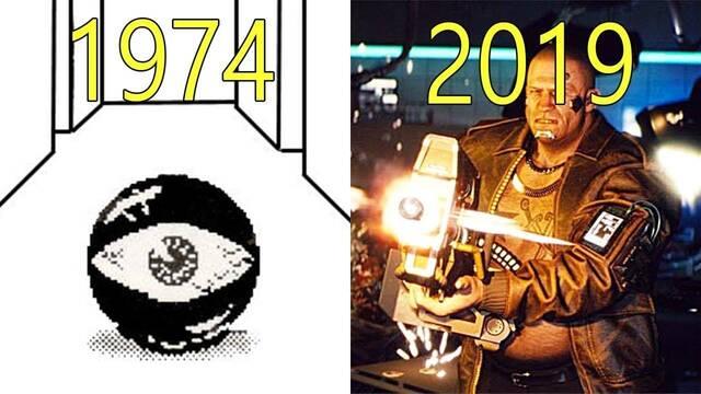 Así han evolucionado los FPS desde 1974 hasta 2019