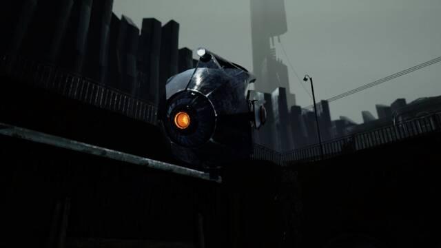 Así es la Ruta del Canal de Half-Life 2 en Unreal Engine 4