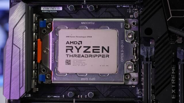 Un error de Windows reduce un 50% el rendimiento del Ryzen Threadripper 2990WX