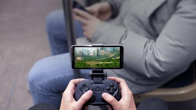 Stratos Duo, el mando de SteelSeries para jugar a Fortnite en tu móvil