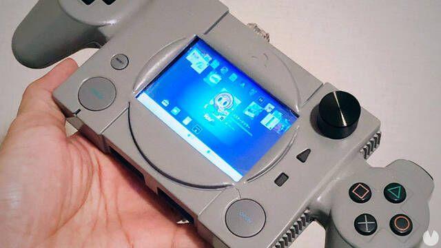 PlayStation Classic se transforma en una consola portátiles