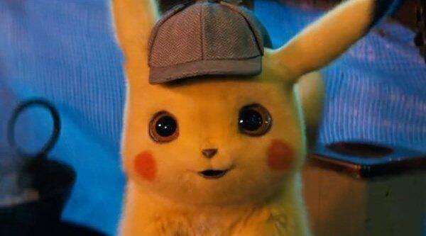 El artista de Detective Pikachu revela el aspecto de Ninetales y Vaporeon