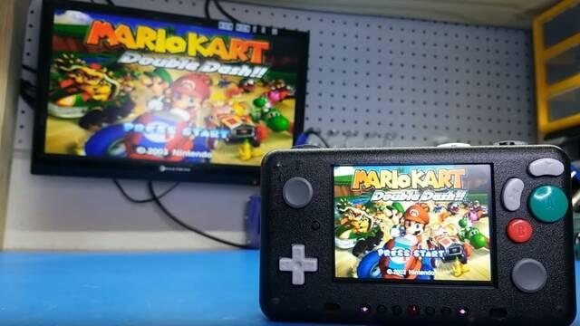 Crean una Wii portátil para disfrutar de clásicos de Nintendo