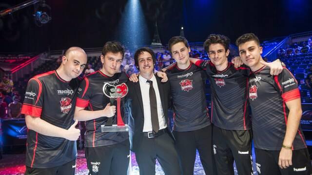 ThunderX3 Baskonia dice adiós a los esports