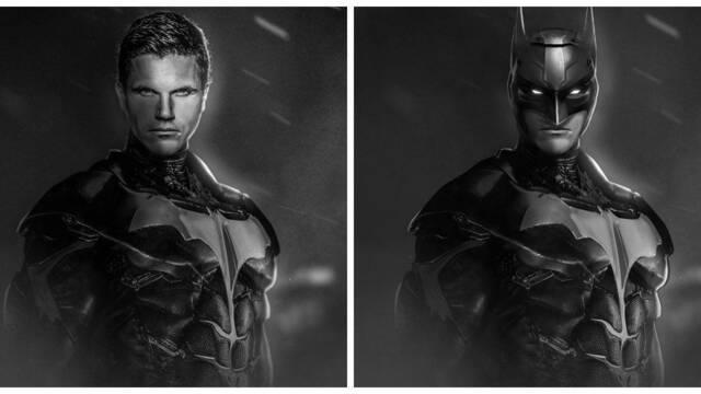Imaginan a Robbie Amell como el próximo Batman