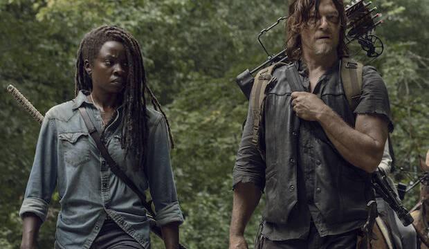 'The Walking Dead' presenta un nuevo teaser de su temporada 9B
